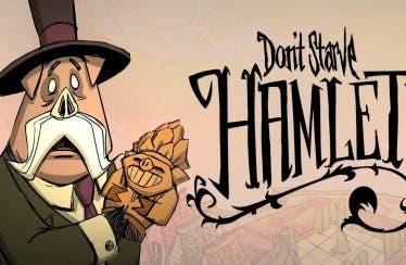 Don't Starve Hamlet Logo