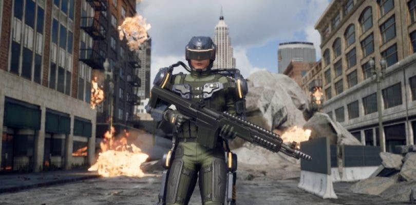 Primeros detalles e imágenes de Earth Defense Force: Iron Rain