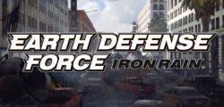 Earth Defense Force: Iron Rain es la nueva entrega para PlayStation 4