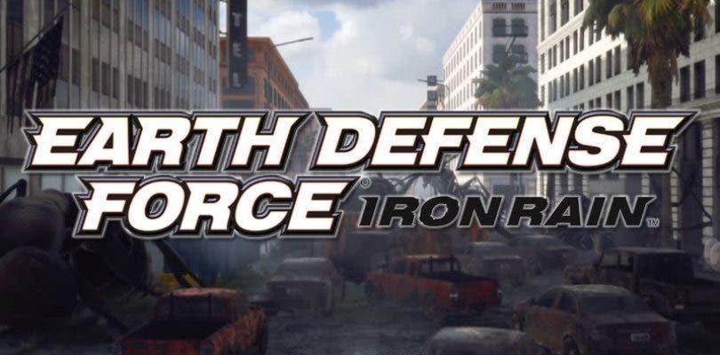 Así luce Earth Defense Force: Iron Rain en su nuevo vídeo