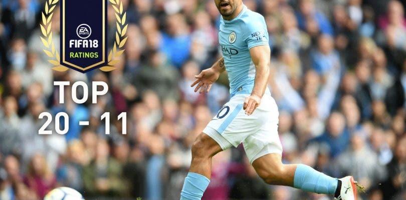 De Gea, Bale y Modric están entre los 20 mejores jugadores de FIFA 18