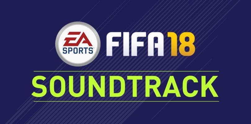Desvelados los 38 temas que incluirá la banda sonora de FIFA 18