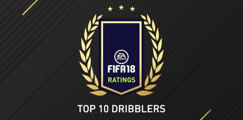 Descubre los 10 jugadores con más regate en FIFA 18