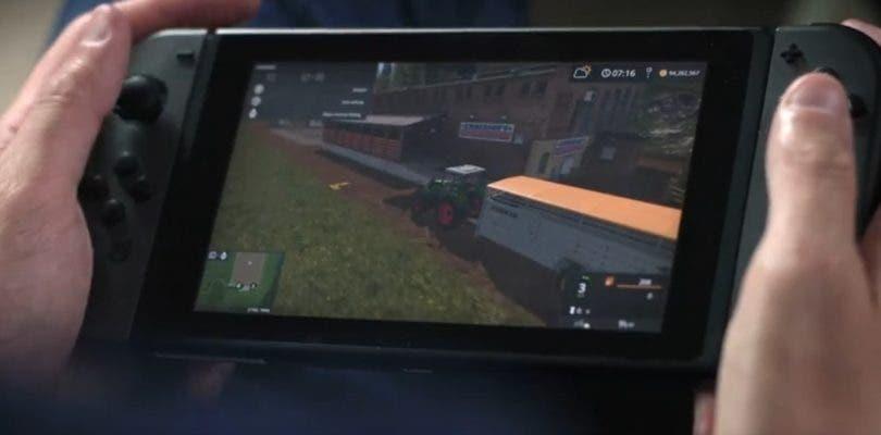 Farming Simulator: Nintendo Switch Edition llegará en noviembre