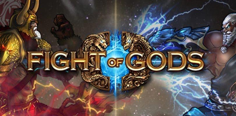 Fight of Gods podría llegar a Nintendo Switch próximamente