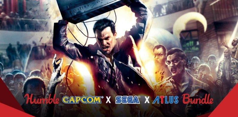 Capcom, SEGA y ATLUS se alían en el nuevo Humble Bundle