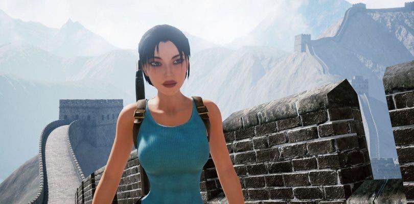 Así es la demo del remake de Tomb Raider II en Unreal Engine 4