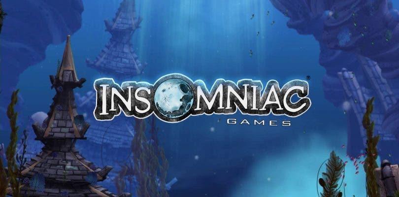 Insomniac Games muestra su renovado logo