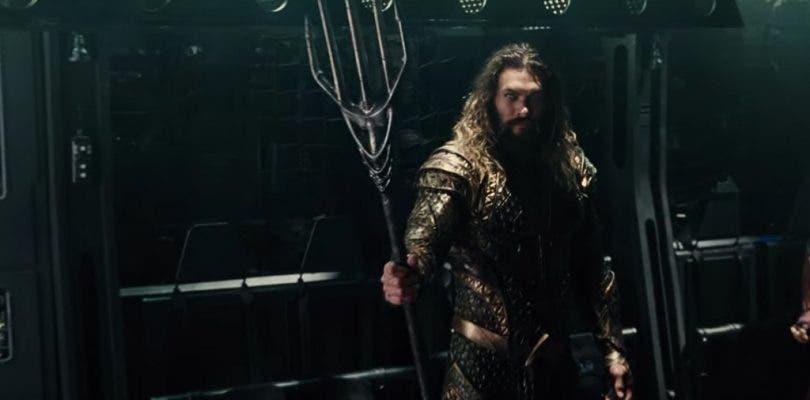 """Aquaman no tendrá """"tridente"""" en Justice League"""