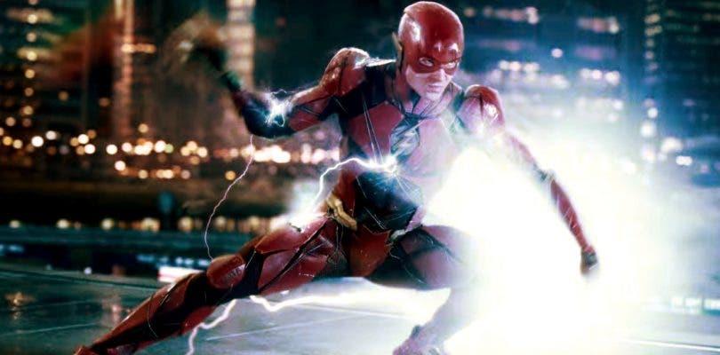 Flash es el personaje favorito del primer pase de Justice League