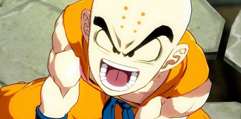 Krillin es el protagonista del nuevo tráiler de Dragon Ball FighterZ