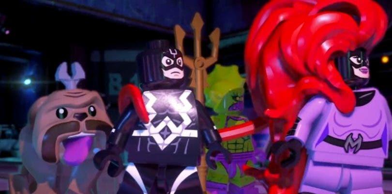 Inhumans protagoniza el nuevo tráiler de LEGO Marvel Super Heroes 2