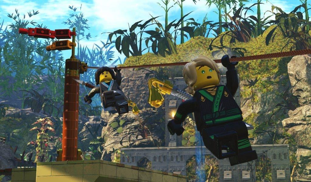 La LEGO Ninjago Película El videojuego