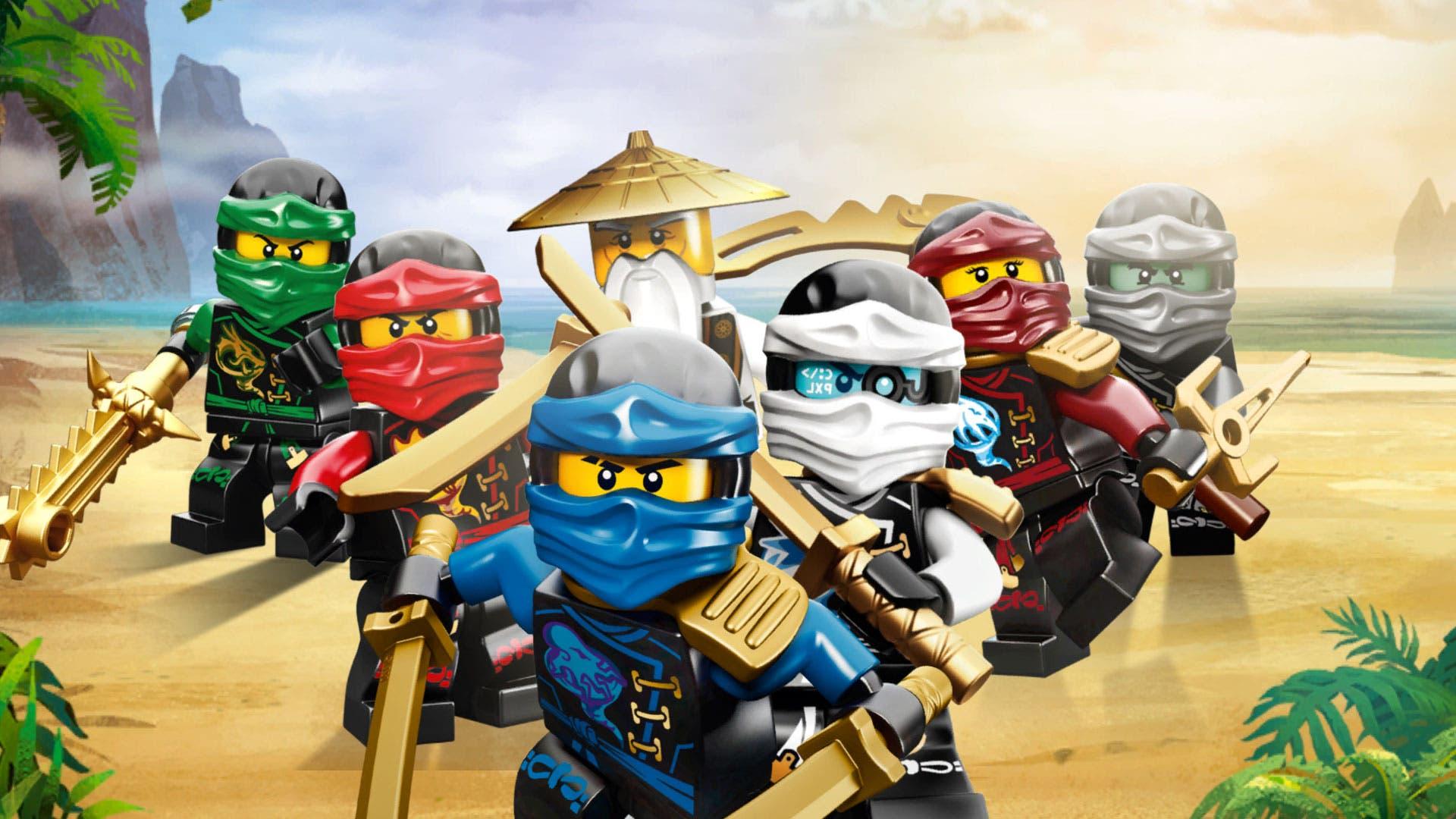 Imagen de Análisis La LEGO Ninjago Película: El videojuego