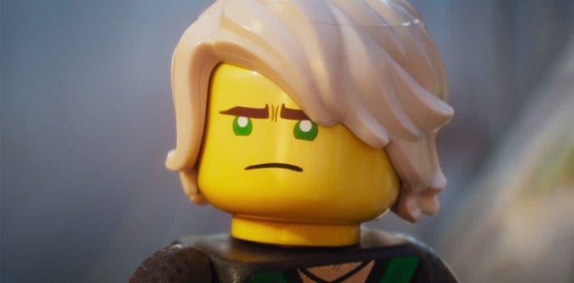 La Lego Ninjago Película no trae tarjeta en Nintendo Switch