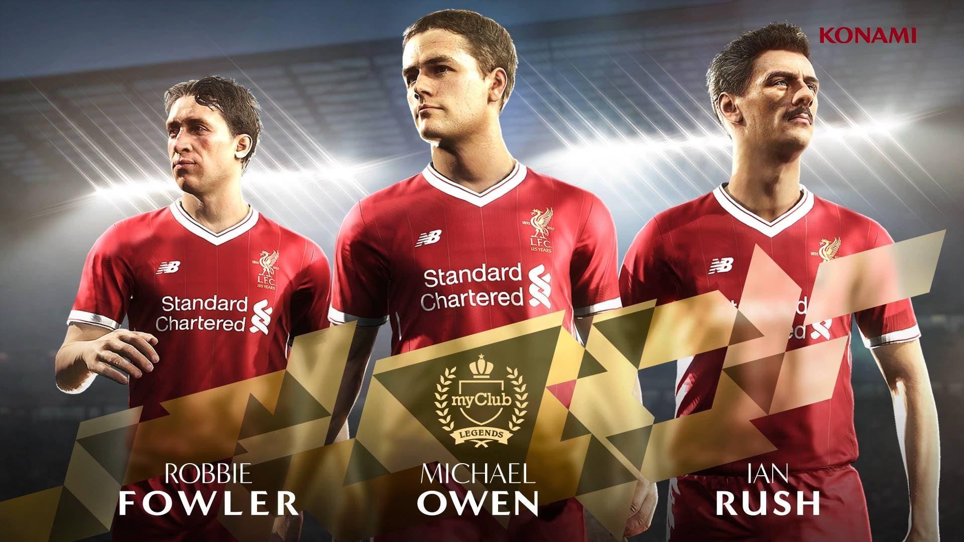 Liverpool PES 2018