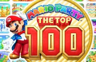 Se anuncia Mario Party: The Top 100 para Nintendo 3DS