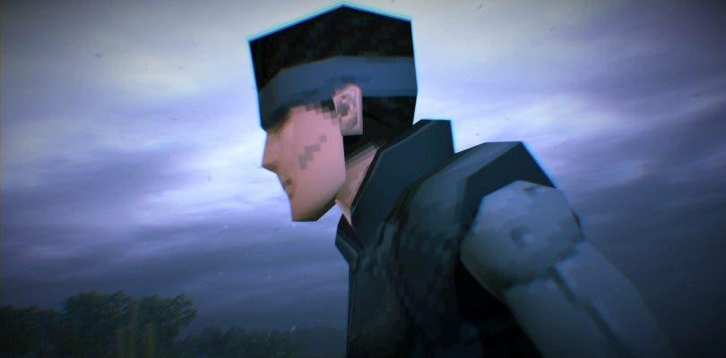 Presentan una espectacular figura de Solid Snake de casi 1000$