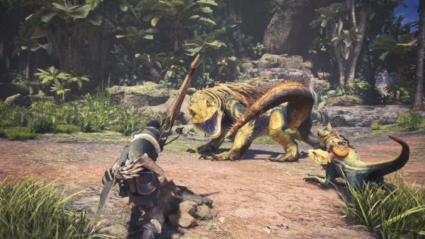 Monster Hunter: World PlayStation 4