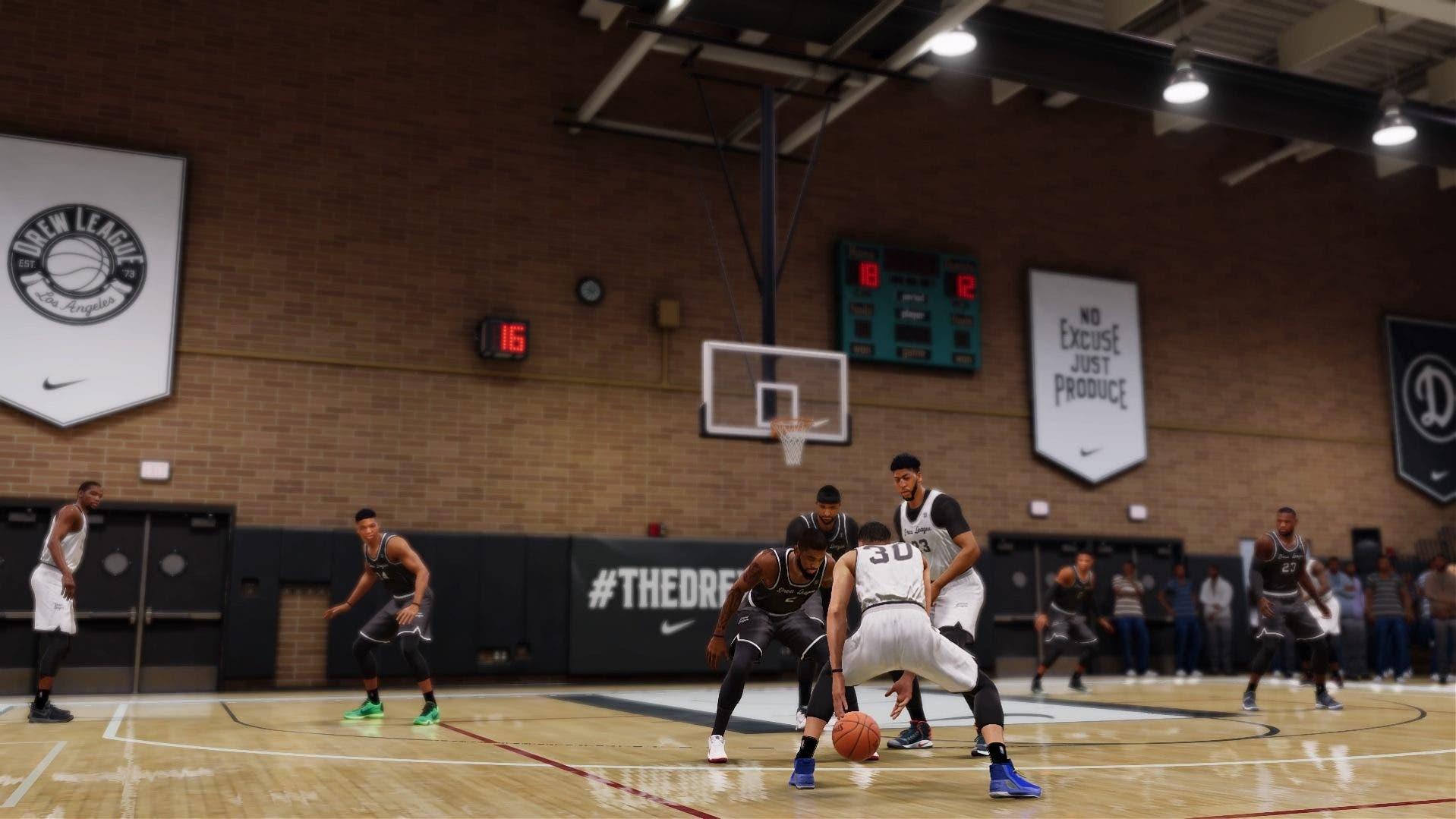 Imagen de Análisis NBA Live 18