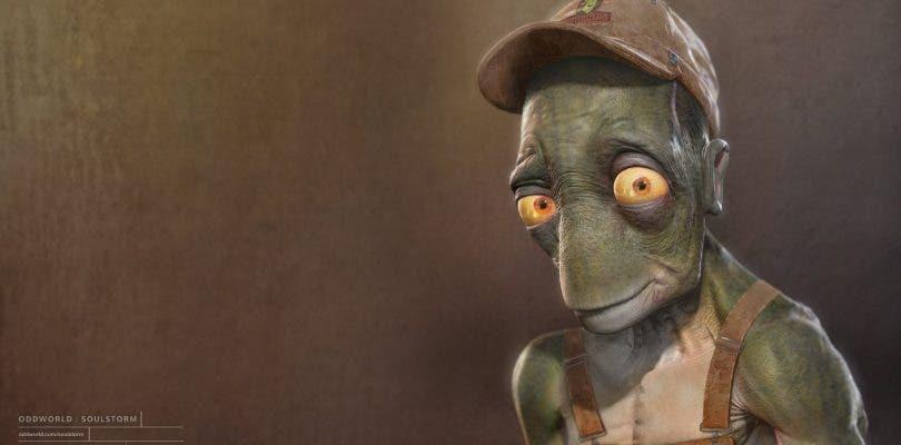 Alf cobrará cierto protagonismo en Oddworld: Soulstorm