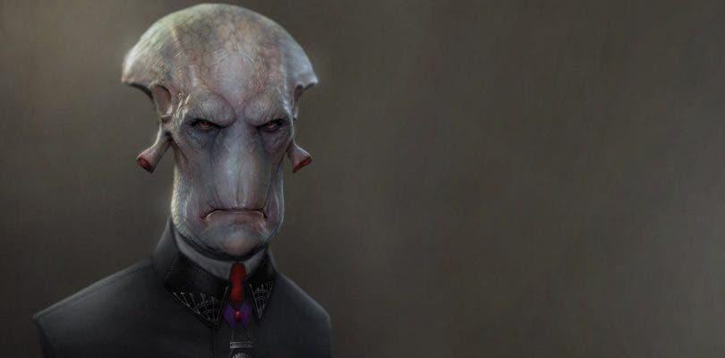 Se presenta otro Glukkon protagonista de Oddworld: Soulstorm