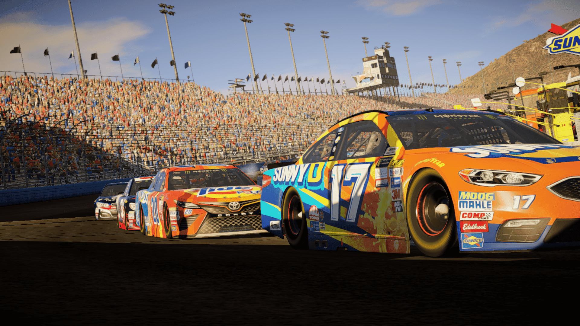 Imagen de Análisis NASCAR Heat 2