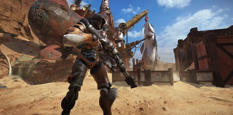 Raiders of the Broken Planet recibe a un nuevo personaje
