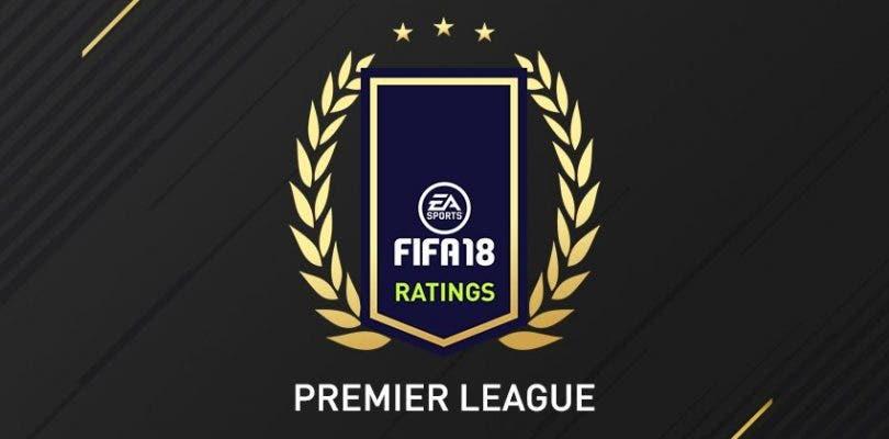 Confirmados los 30 mejores jugadores de la Premier League en FIFA 18