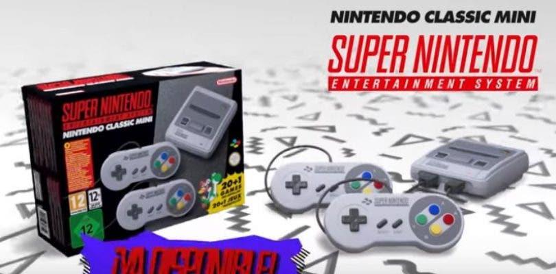SNES Classic Mini ya está a la venta con un nuevo spot publicitario