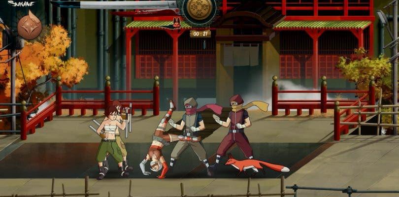 Ya conocemos la fecha de lanzamiento de Samurai Riot para PC