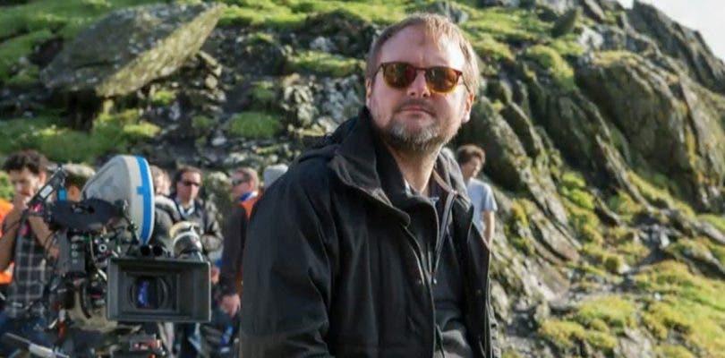 Rian Johnson fue la primera opción para dirigir Star Wars: Episodio IX