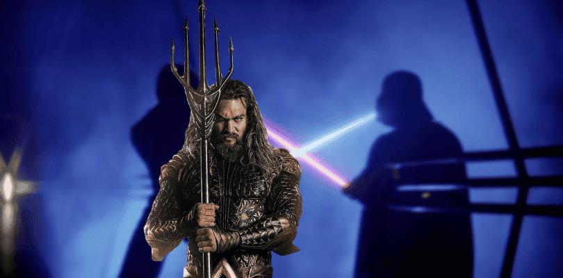 Aquaman será el Star Wars bajo el agua de Warner Bros.