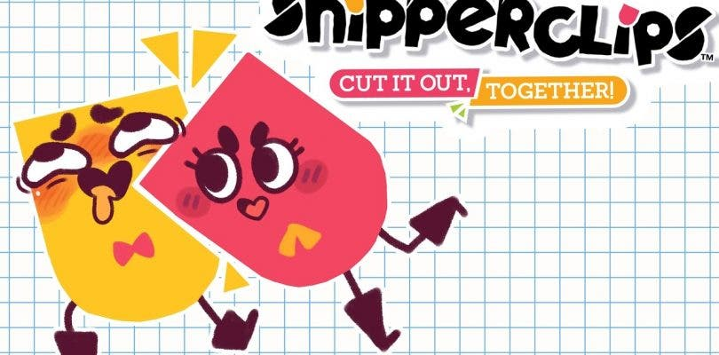 Se anuncia Snipperclips Plus: Cut It Out Together! para Switch