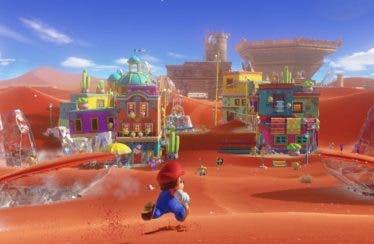 Muestran media hora más de Super Mario Odyssey en vídeo