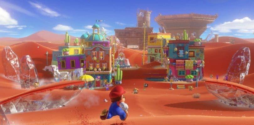 Se publican más de 10 gameplays de Super Mario Odyssey