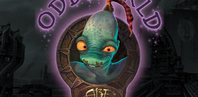 Oddworld: Abe's Oddysee regalará un tema para PS4 por su aniversario