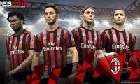 Konami también ficha al AC Milan como partner publicitario