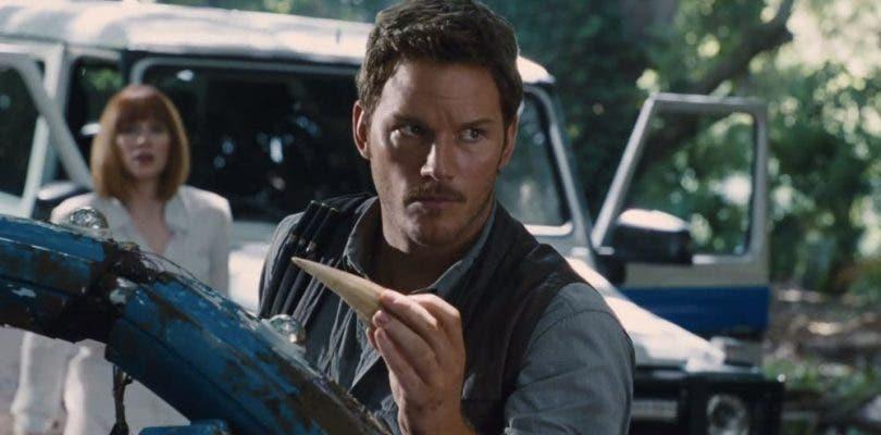 Jurassic World: Fallen Kingdom podría dejarse ver en noviembre