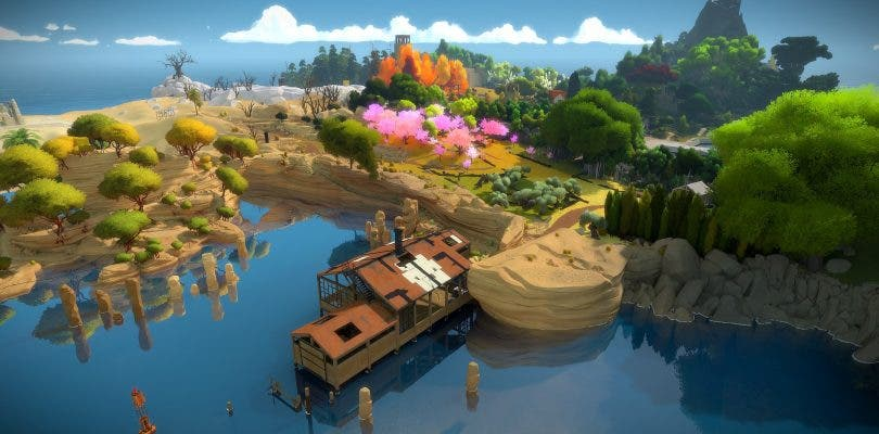 The Witness ya se encuentra disponible para iPhone y iPad