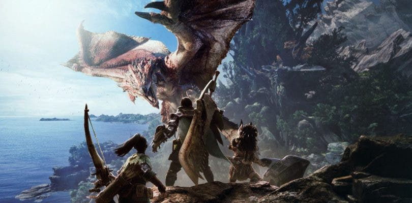Monster Hunter: World se deja ver en el TGS en un extenso gameplay