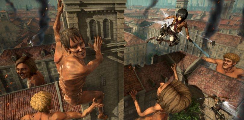 Famitsu desvela nuevos detalles de Attack on Titan 2