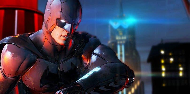 Batman de Telltale Games para Switch incluirá los cinco episodios