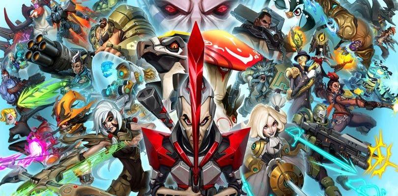 Gearbox anuncia el abandono progresivo de Battleborn