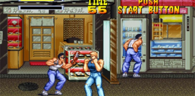 La eShop de Nintendo Switch acoge a Burning Fight, clásico de NEOGEO