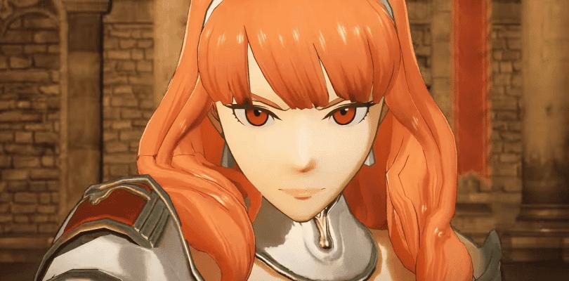 Celica se une al plantel de personajes de Fire Emblem Warriors