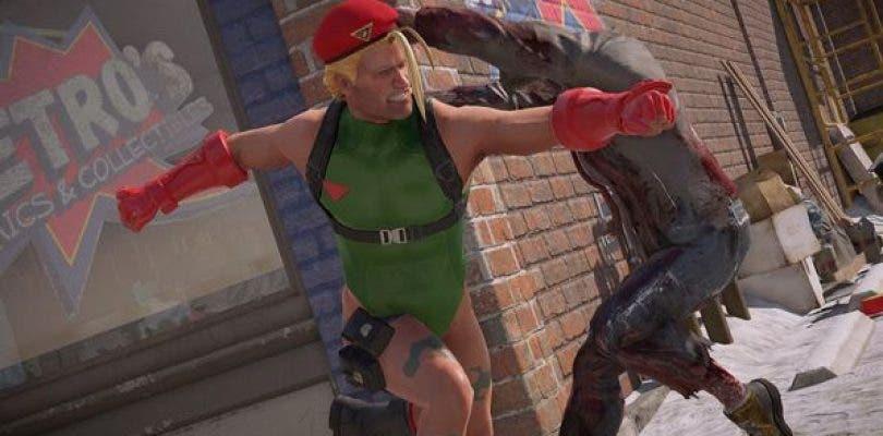 Se muestra en vídeo el pack de héroes de Capcom de Dead Rising 4