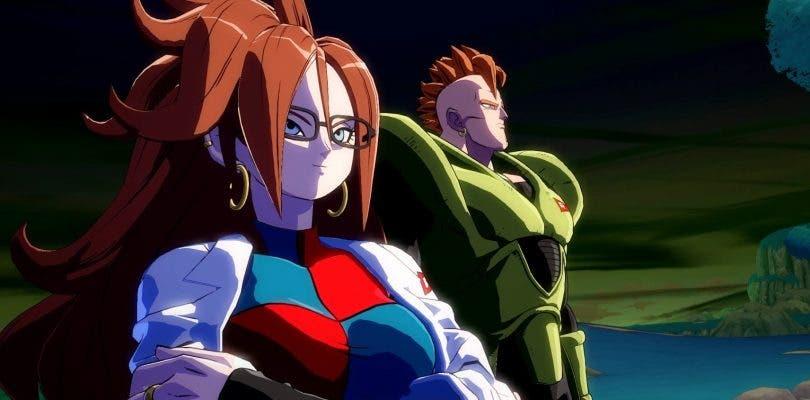 Toriyama explica cómo diseñó al Androide 21 para Dragon Ball FighterZ
