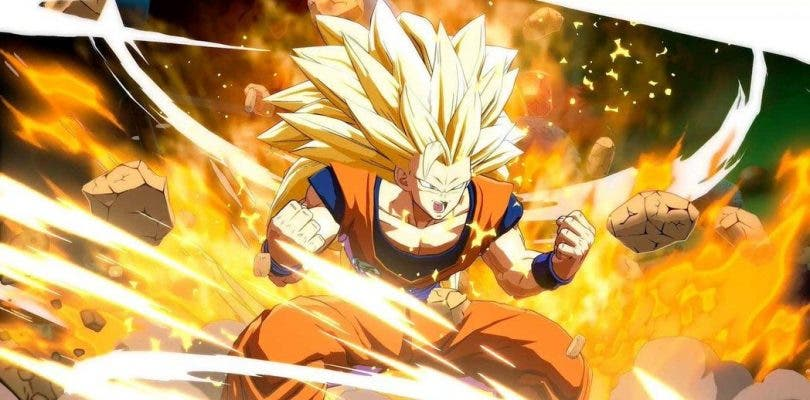 Bandai Namco nos muestra en vídeo los movimientos de Goku en Dragon Ball FighterZ