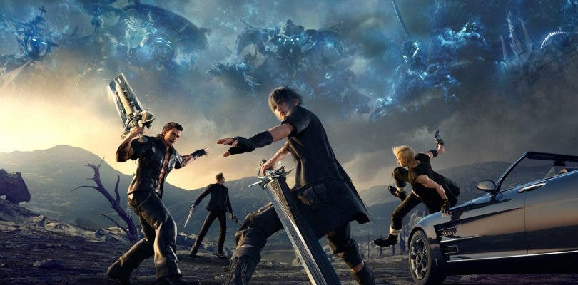 Nuevo gameplay en 4K de Final Fantasy XV Windows Edition